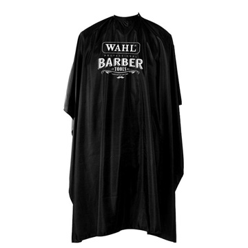 WAHL Cutting Cape Embroidery (Black)
