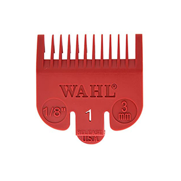 WAHL #1 Attachment Comb (Red)