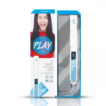 """PLAY by TUFT 1"""" Smart Styling Iron"""