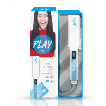 """PLAY by TUFT 2""""Smart Styling Iron"""